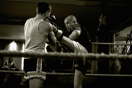 """Kajyn Club - Boxing"" by Olivier Ciappa - CC by-sa"